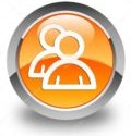 depositphotos_56795295-stock-photo-group-icon-glossy-orange-round